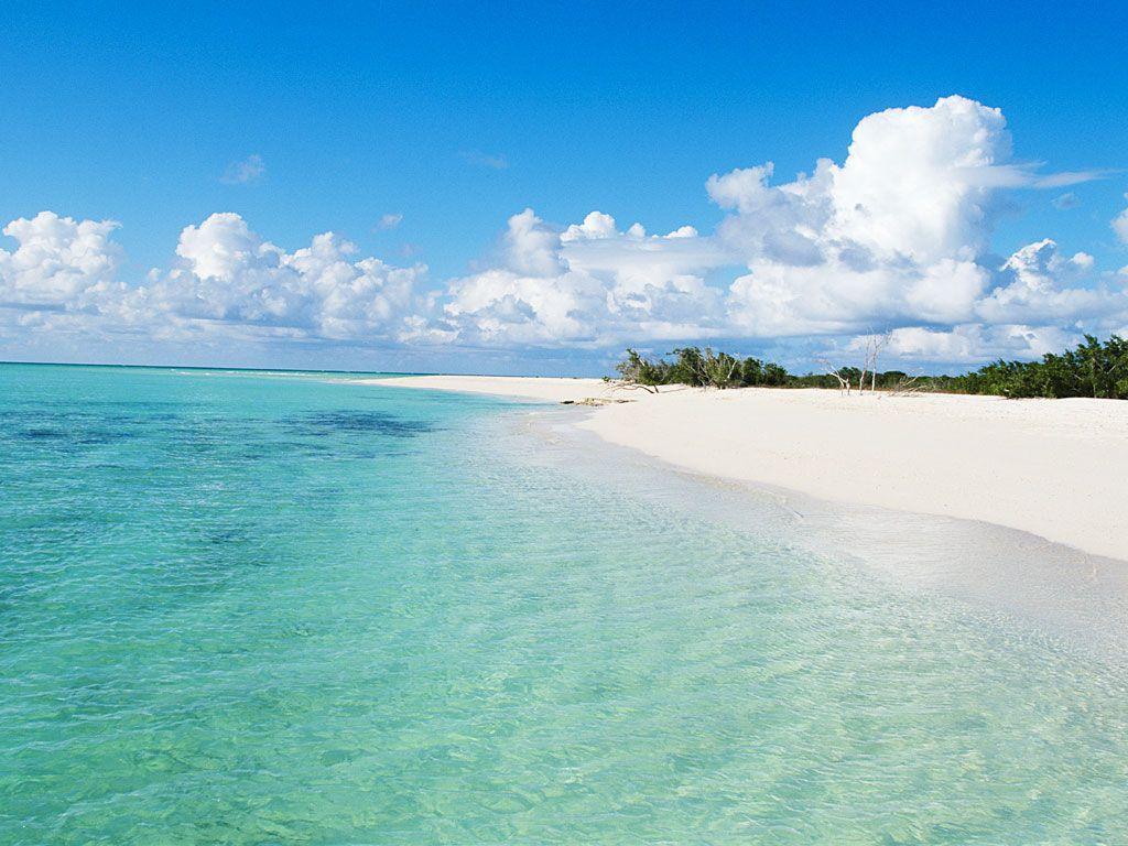 The Prettiest Beach In The Caribbean