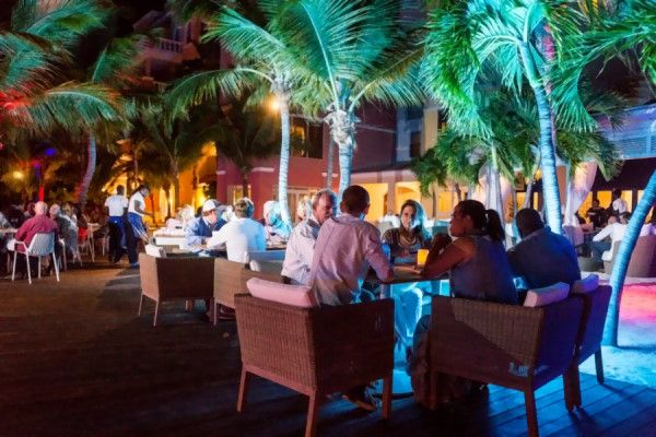 Fire & Ice Restaurant In Turk & Caicos