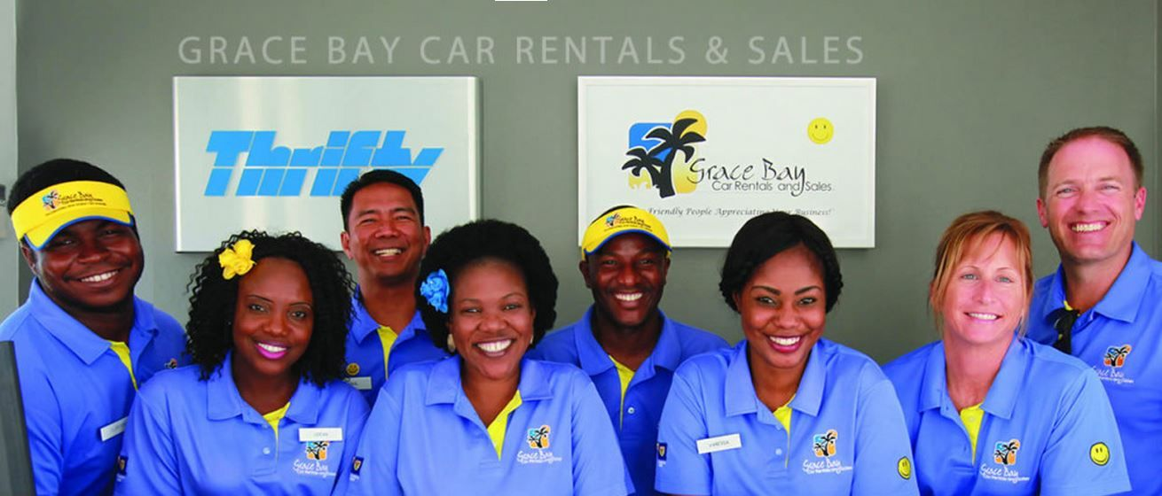 Grace Bay Car Rentals & Sales