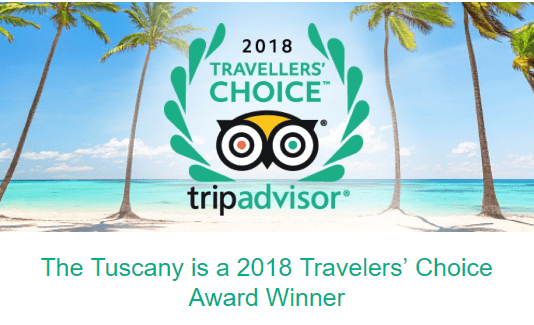 Tuscany On Grace Bay Named Top Hotel In Caribbean
