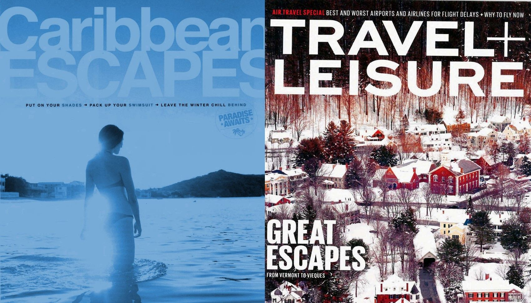 Travel Leisure - Great Escape