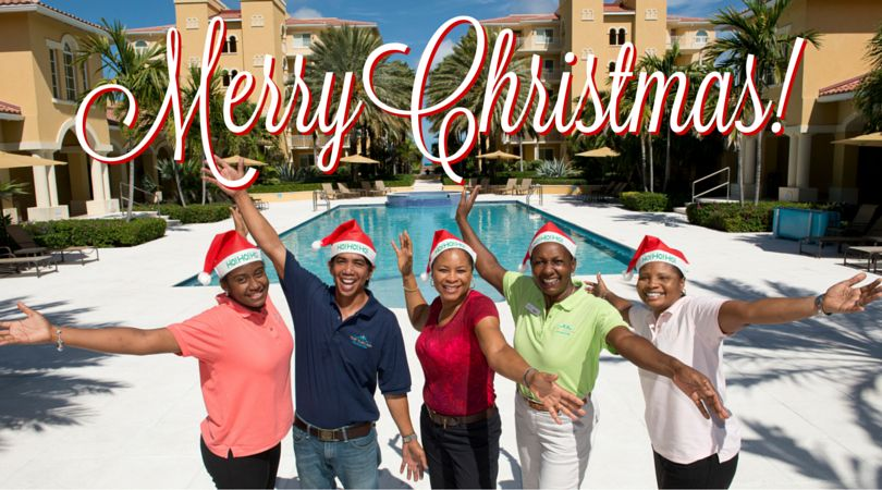 Merry Christmas From All Of The Staff At The Tuscany