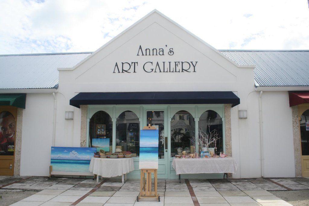 anna's art gallery