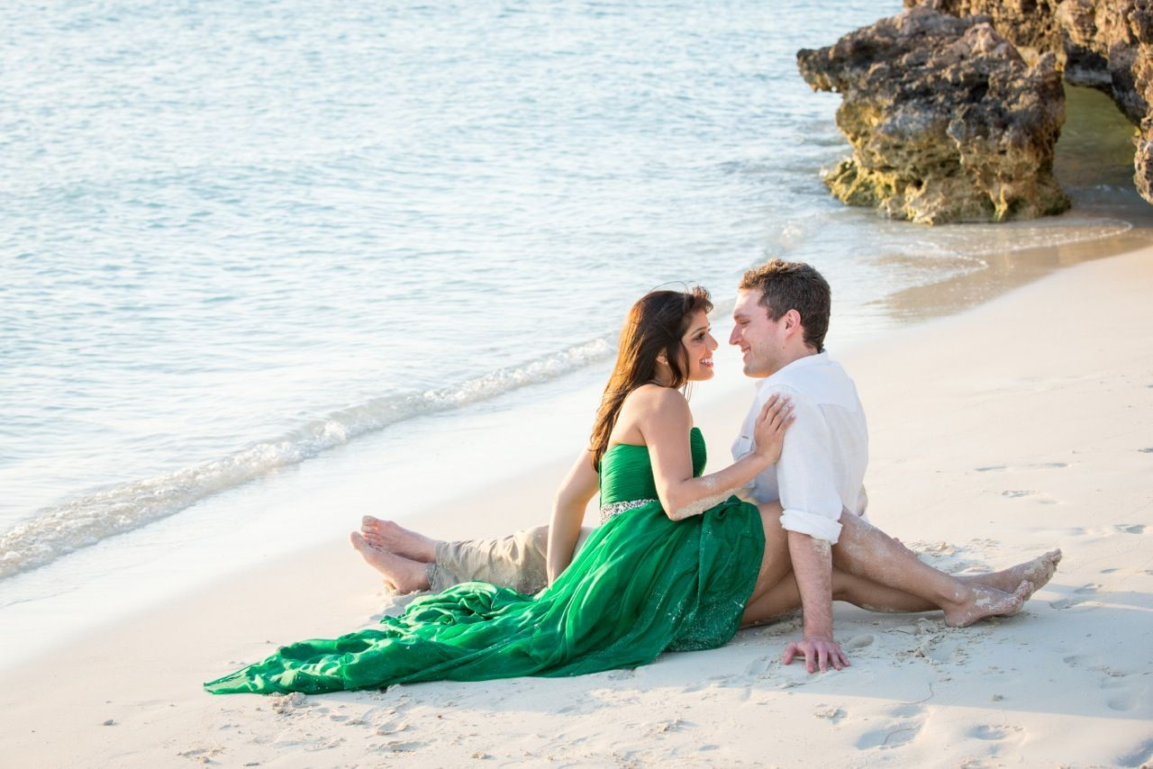 Plan Your Turks And Caicos Destination Wedding At The Tuscany Resort On Idyllic Grace Bay Beach