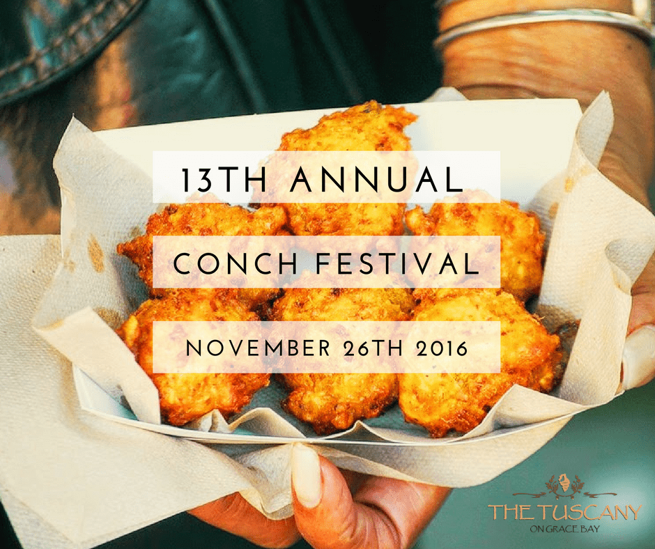 The Conch Festival Returns To Turks And Caicos This Fall