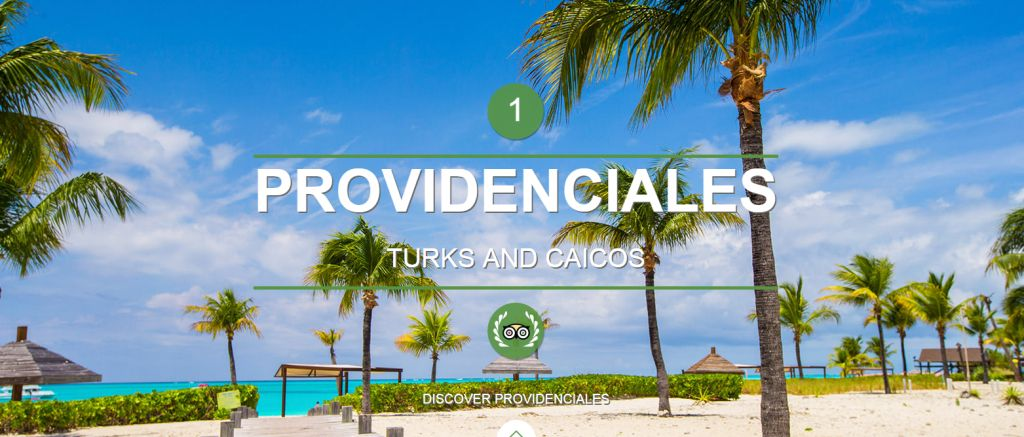TripAdvisor Ranks Providenciales In Turks And Caicos As World's Top Island For Vacationers