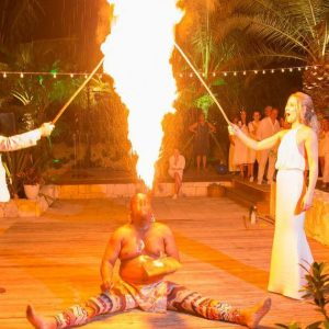 A Destination Wedding In Turks And Caicos: The Entertainment
