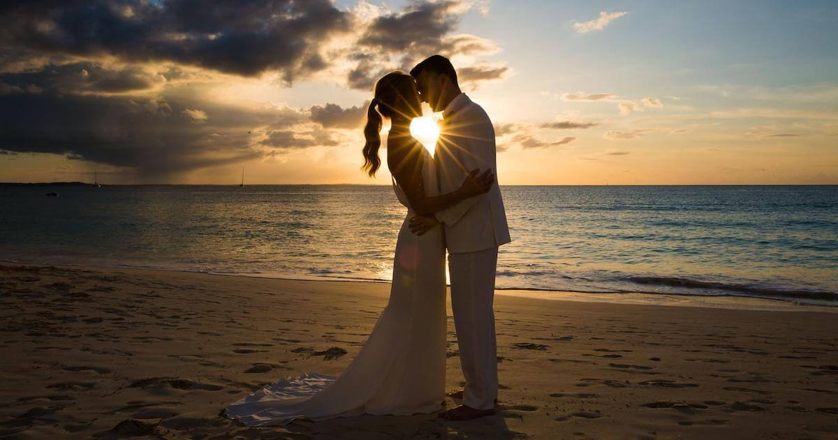A Destination Wedding In Turks And Caicos: The Couple