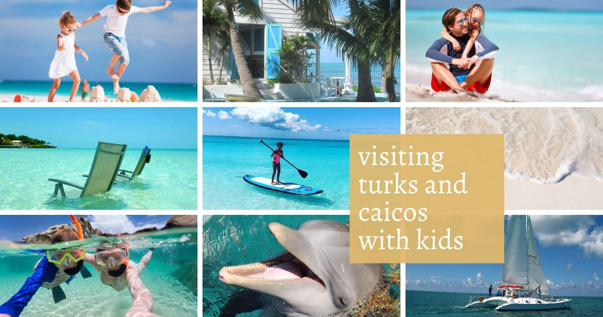 Things We Love About Providenciales: It's Ideal For Visiting Turks And Caicos With Kids