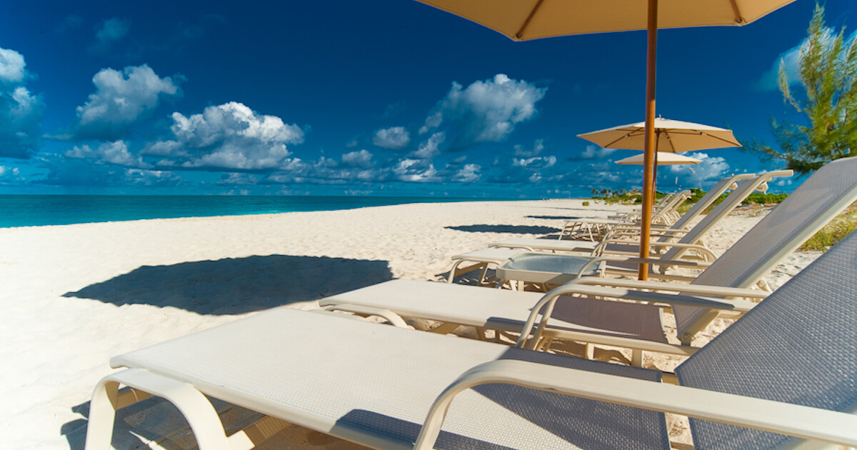 Rest and Relaxation When Celebrating Christmas in Turks and Caicos