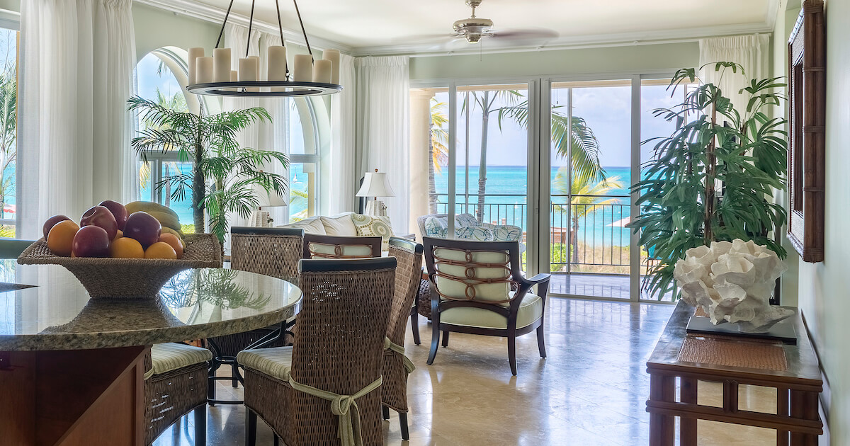 The Tuscany on Grace Bay, Turks and Caicos Resort