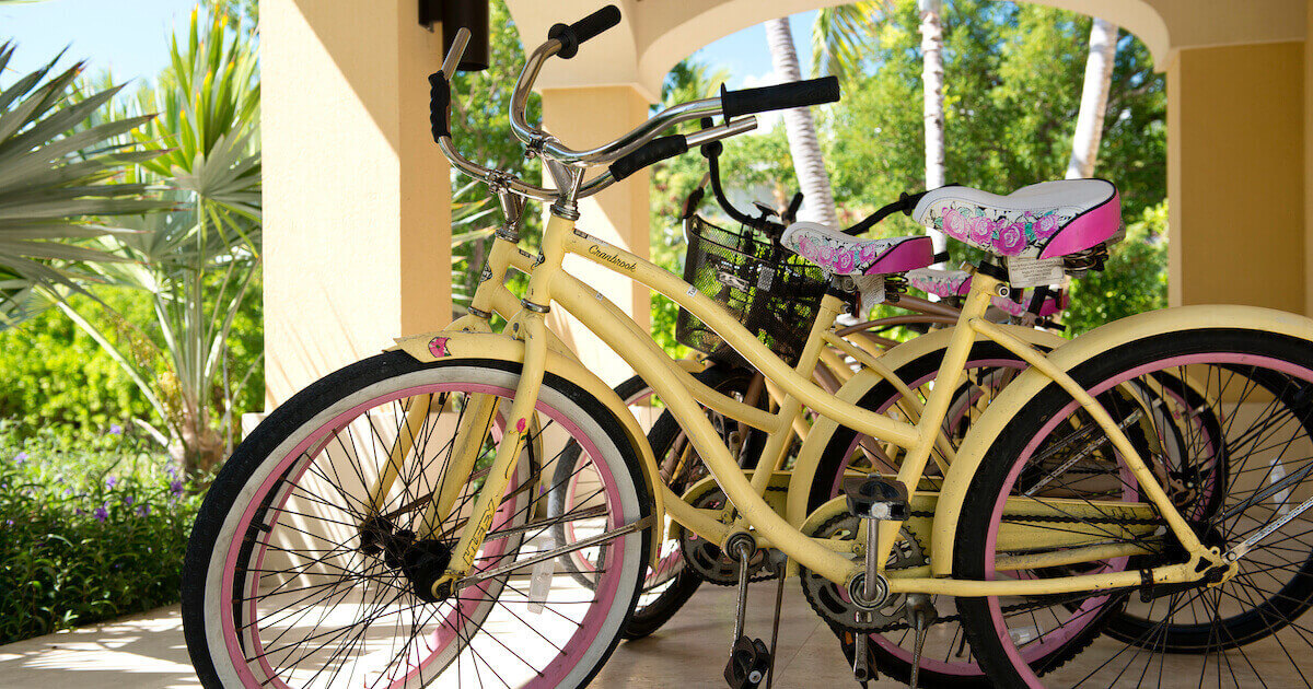 Complimentary Amenities at The Tuscany Resort on Grace Bay