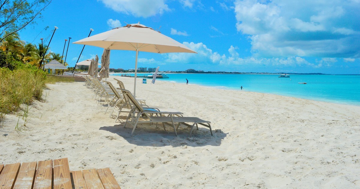 Family Christmas getaways at the Tuscany Resort in Turks and Caicos