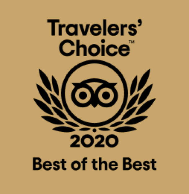 The Tuscany on Grace Bay is proud to be a Travelers' Choice 2020 Best of the Best award winner!